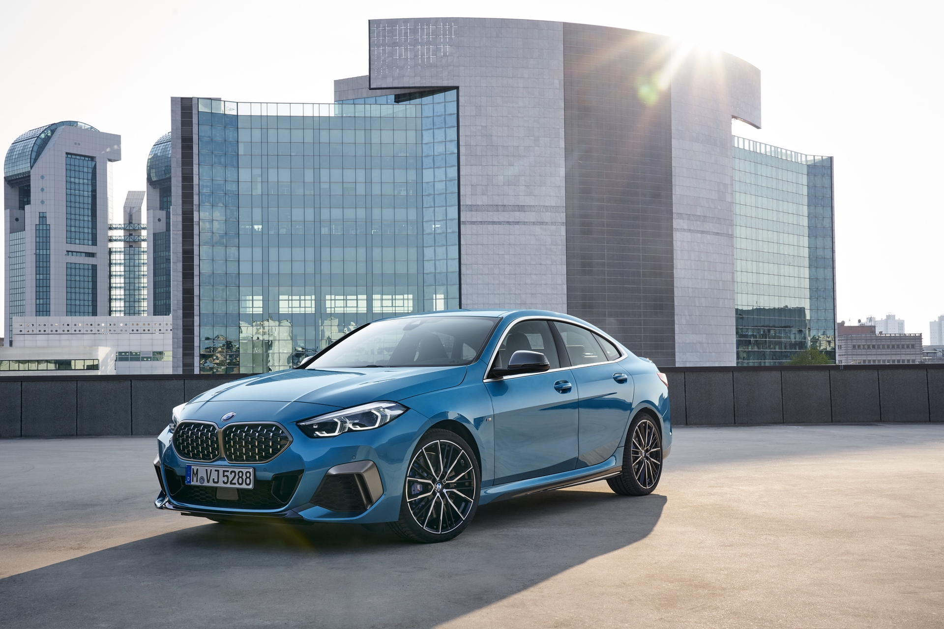 BMW M235i gran coupe 38