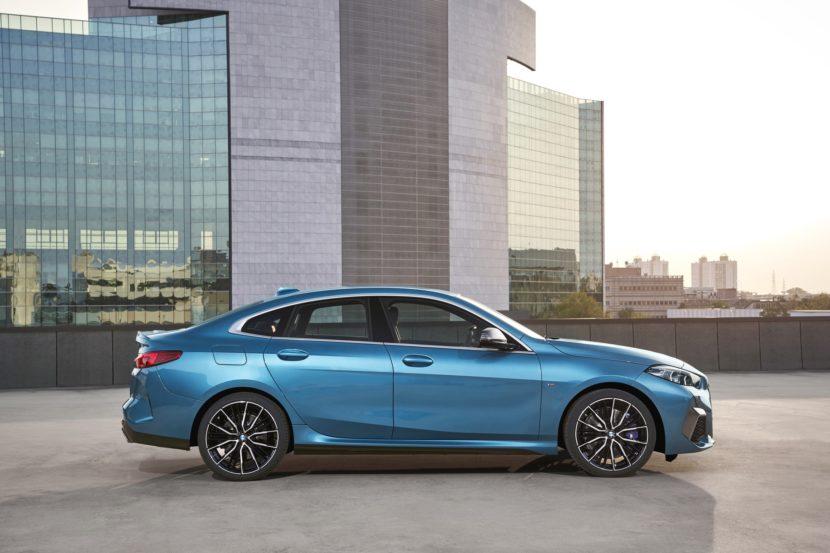 BMW M235i gran coupe 41 830x553