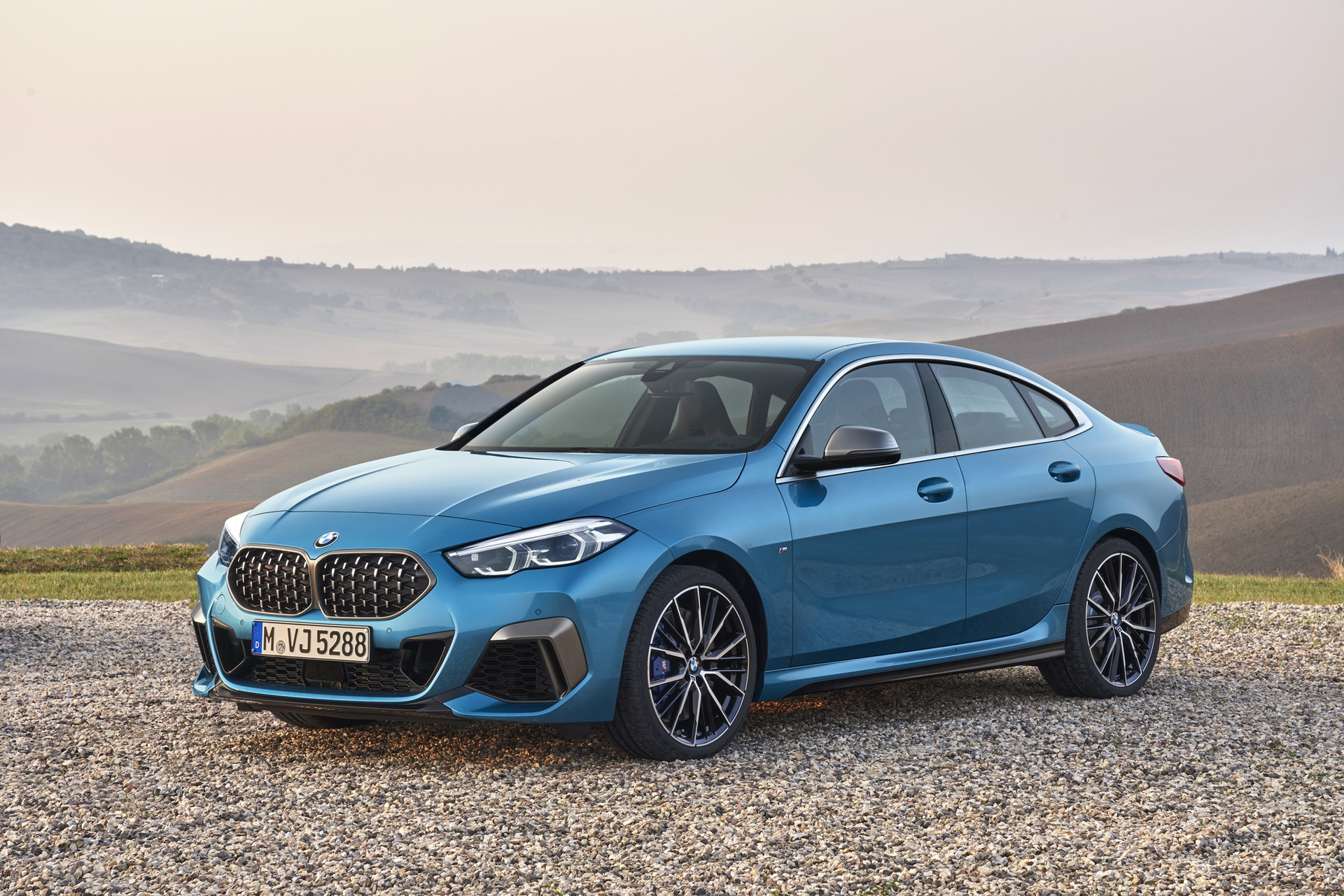 BMW M235i gran coupe 42