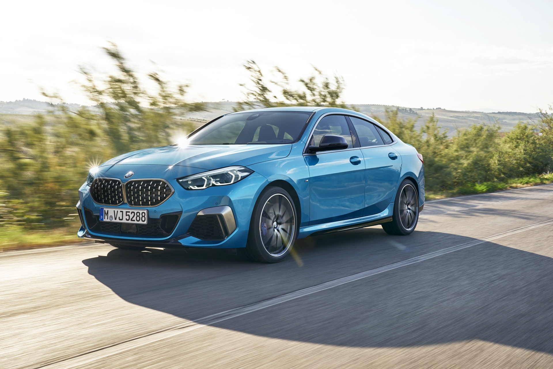 BMW M235i gran coupe 7