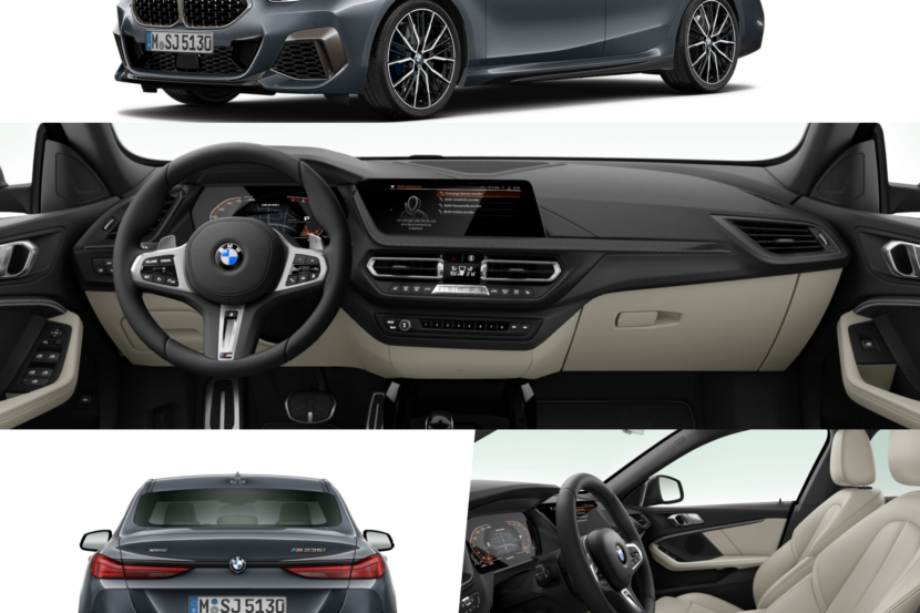 BMW M235i xDrive F44 CONFIGURATION 830x553
