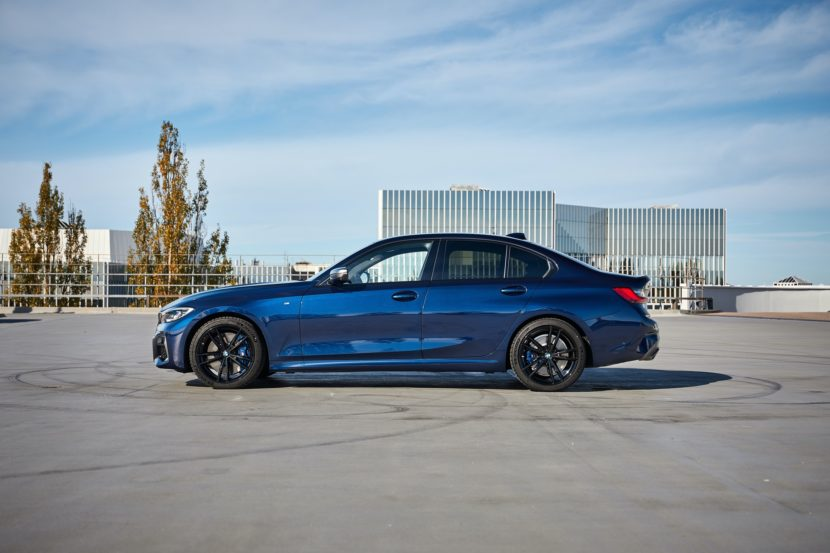 BMW M340i xdrive tanzanite blue ii 36 830x553