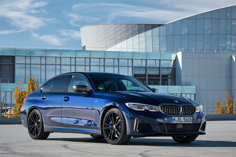 BMW M340i xdrive tanzanite blue ii 38 830x553