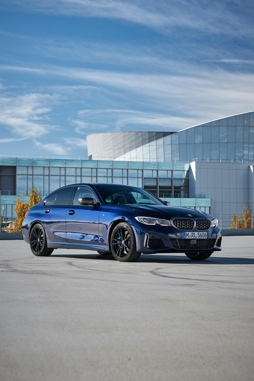 BMW M340i xdrive tanzanite blue ii 38