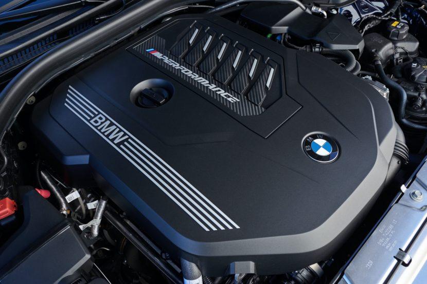 BMW M340i xdrive tanzanite blue ii 73 830x553
