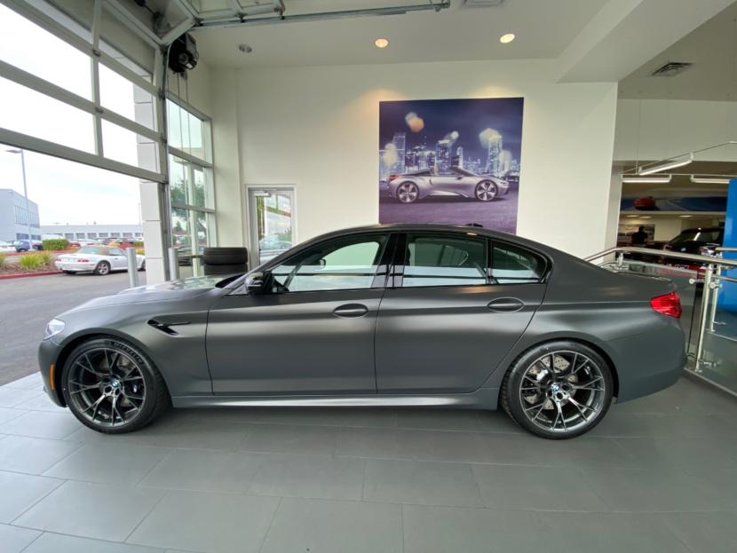 BMW M5 35 Jahre Edition 2 830x623
