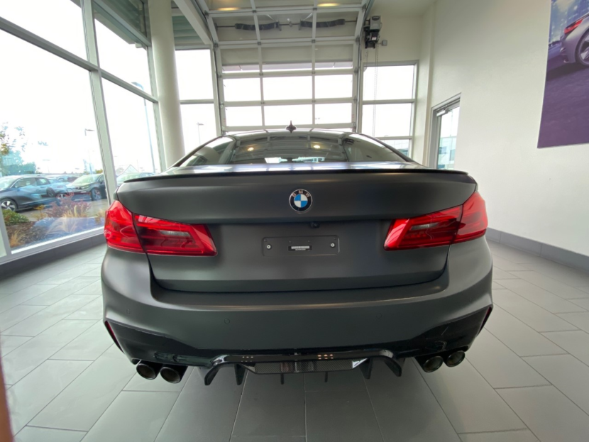 BMW M5 35 Jahre Edition 3 830x623