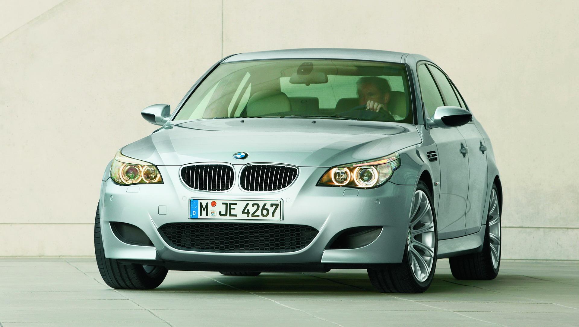 BMW M5 E60M 2005