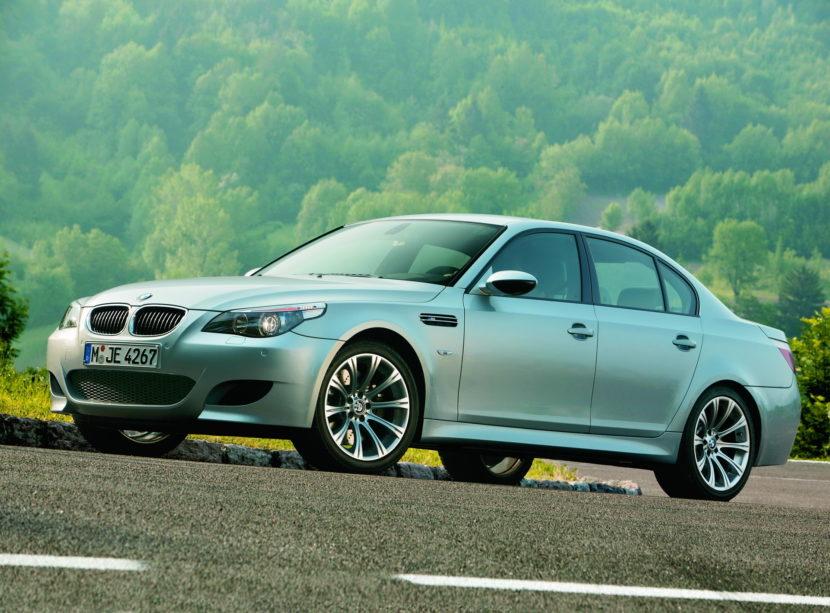 BMW M5 E60M 2005 2 830x613