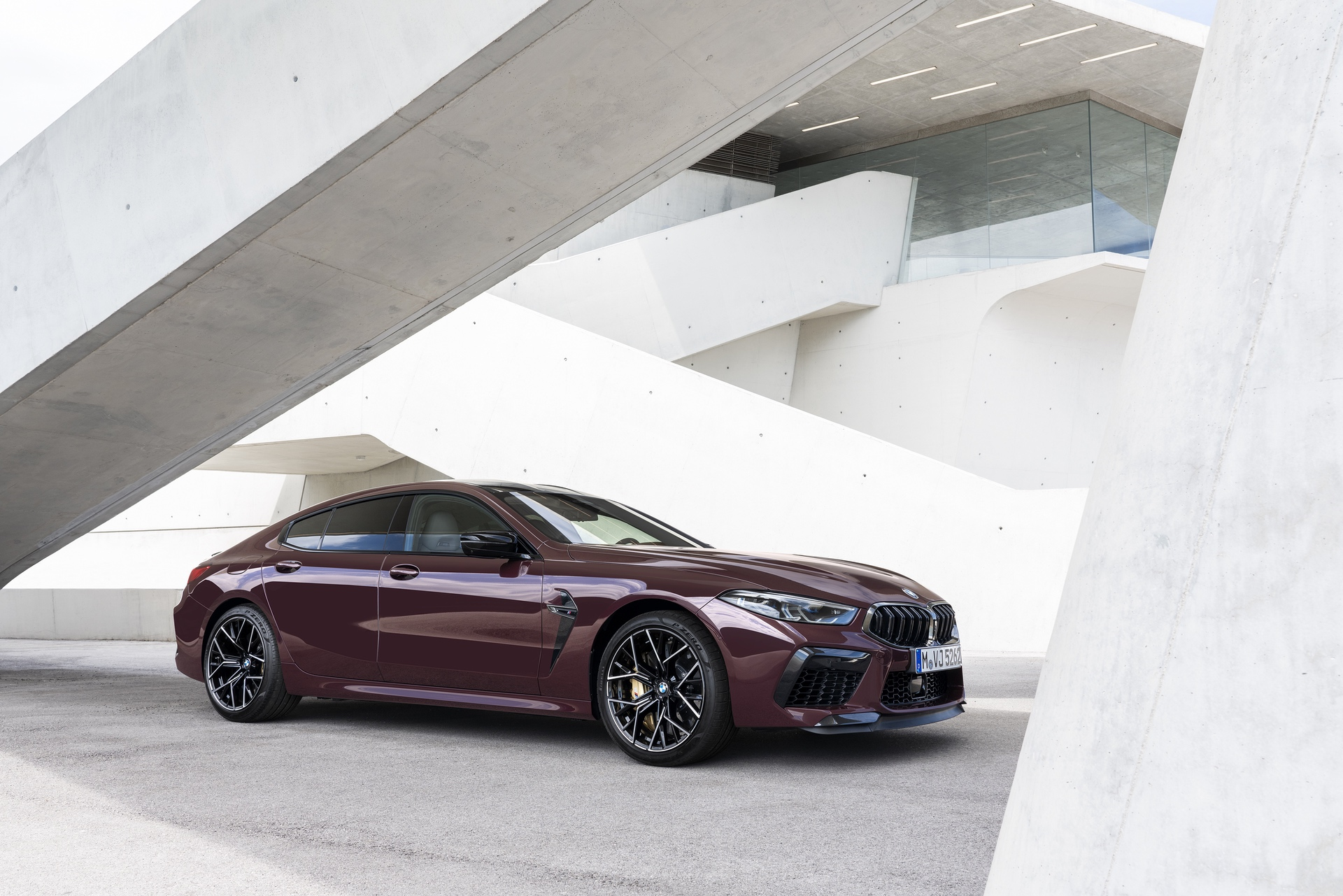 BMW M8 Gran Coupe exterior images 13