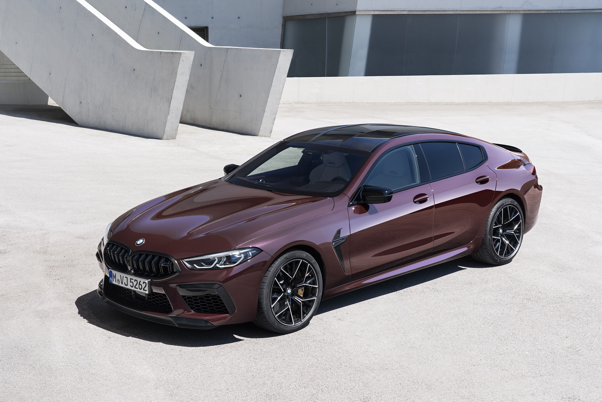 BMW M8 Gran Coupe exterior images 7