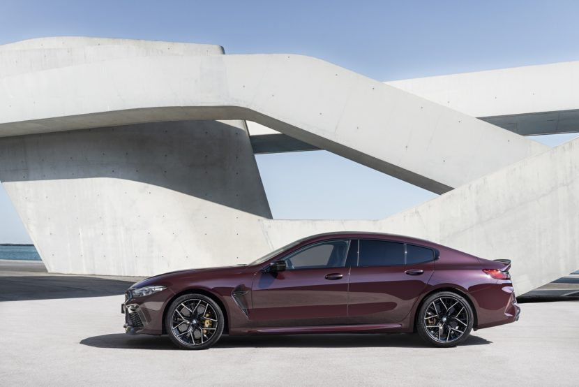 BMW M8 Gran Coupe exterior images 8 830x554