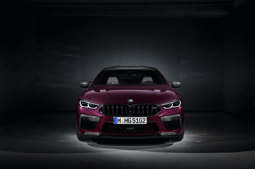BMW M8 Gran Coupe studio images 18 830x553