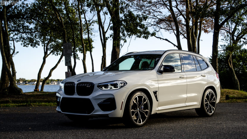 BMW X3 M Competition 1 of 35 830x467