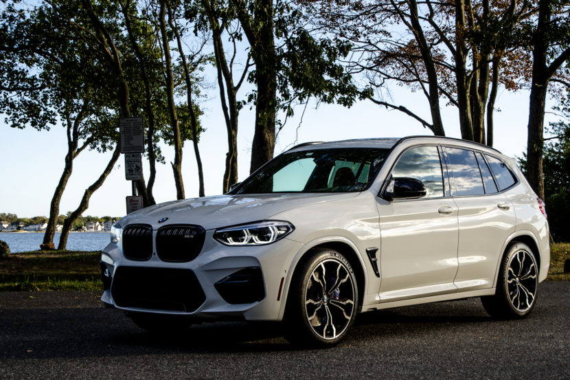 BMW X3 M Competition 1 of 35 830x553