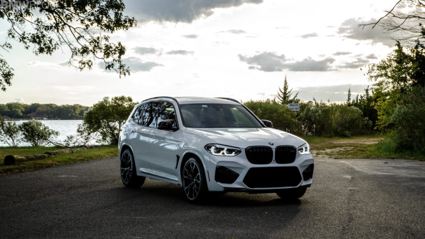 BMW X3 M Competition 10 of 35 830x467