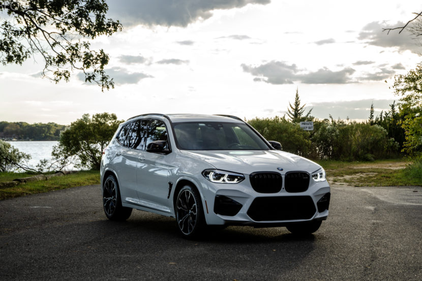 BMW X3 M Competition 10 of 35 830x553