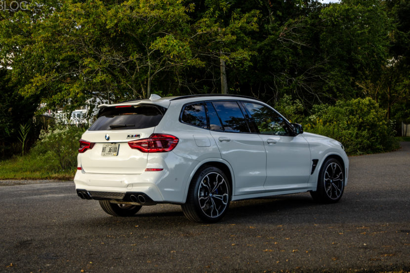 BMW X3 M Competition 11 of 35 830x553