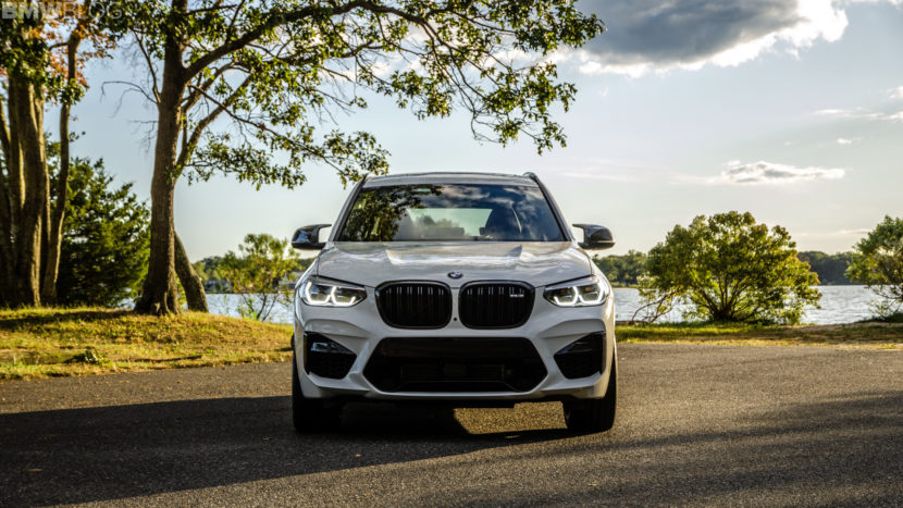 BMW X3 M Competition 20 of 35 830x467