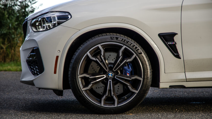 BMW X3 M Competition 21 of 35 830x467