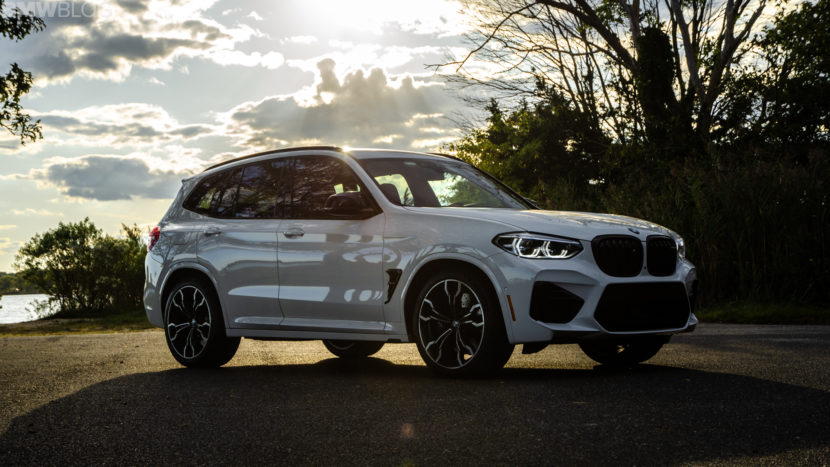 BMW X3 M Competition 5 of 35 830x467