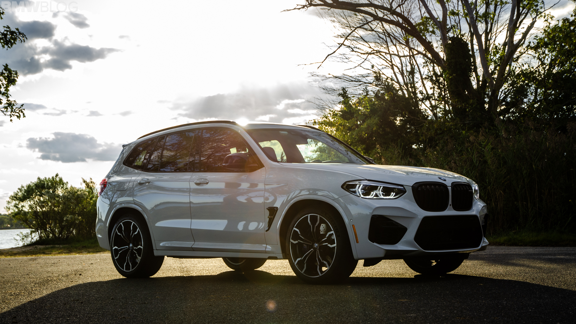 Video: BMW X3 M Competition drag races Alfa Romeo Stelvio QV