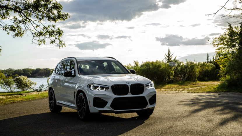 BMW X3 M Competition 7 of 35 830x467