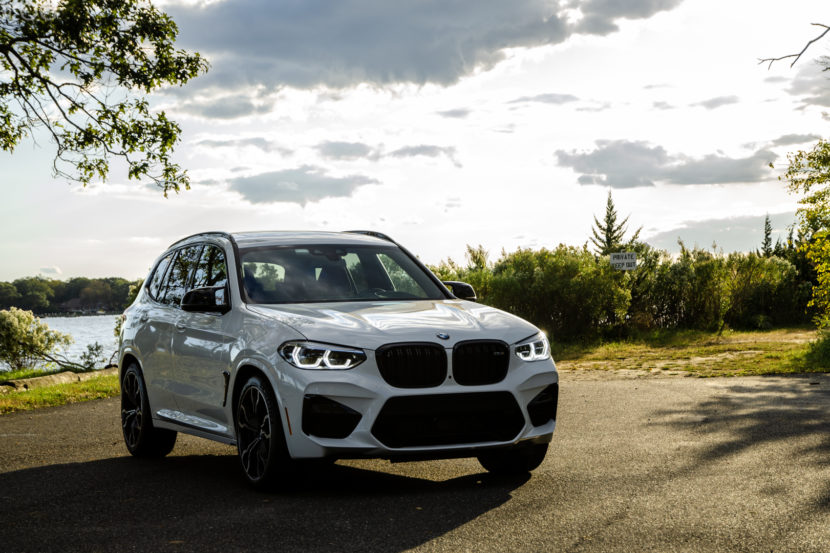 BMW X3 M Competition 7 of 35 830x553