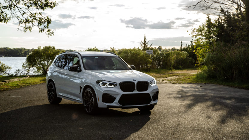 BMW X3 M Competition 8 of 35 830x467