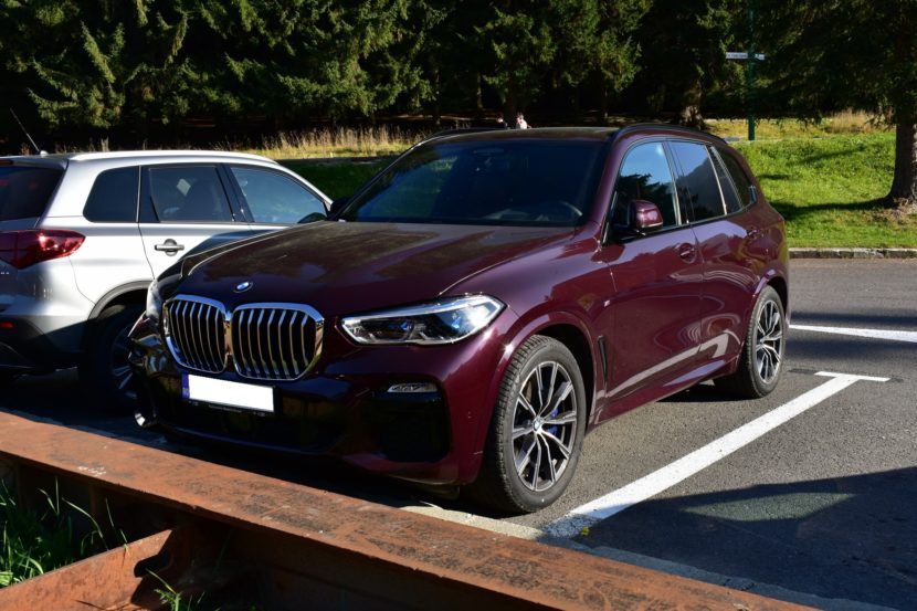BMW X5 G05 with BMW Individual appointments 1 830x553