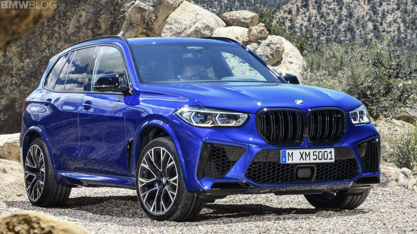 BMW X5 M Comparison 4 of 10 830x467