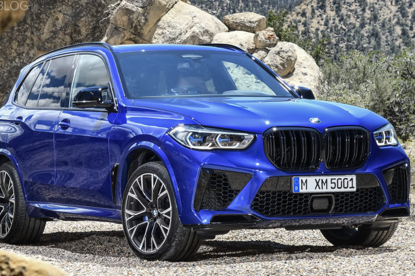 BMW X5 M Comparison 4 of 10 830x553