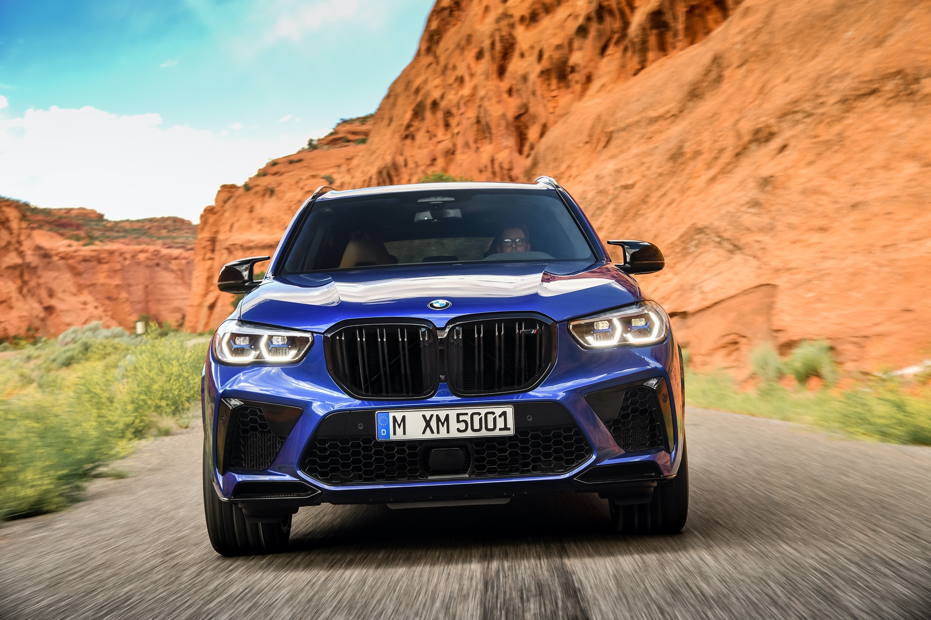 VIDEO: A story of the BMW M2 CS and BMW X5 M development