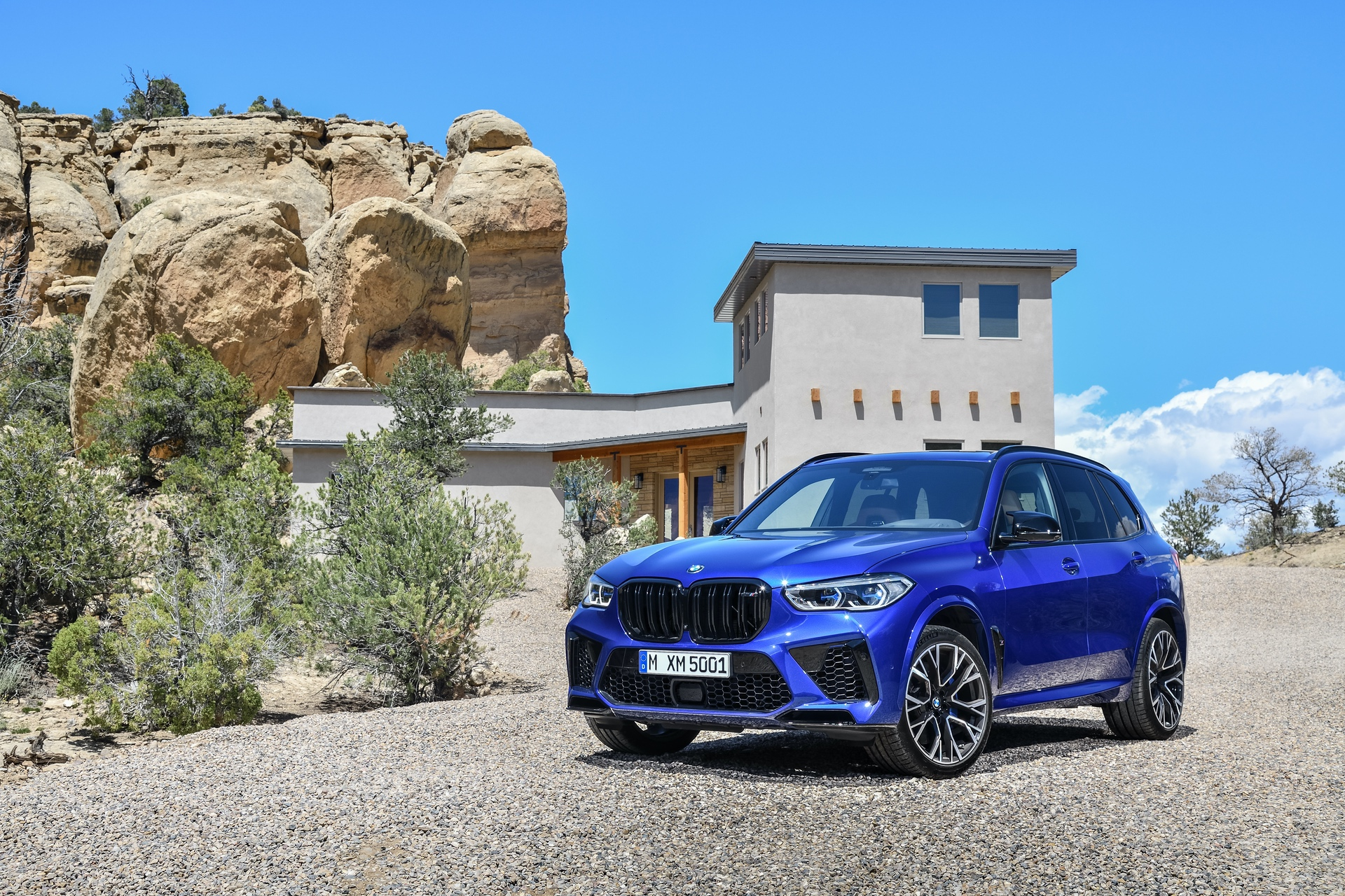 2020 Bmw X5 M The Big Brute Is Finally Here With Lots Of Power