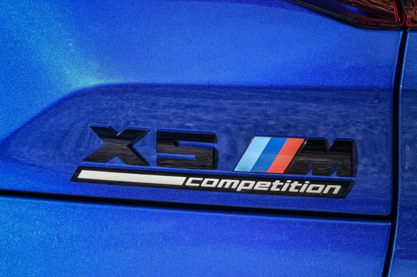 BMW X5 M Competition exterior design 47 830x553