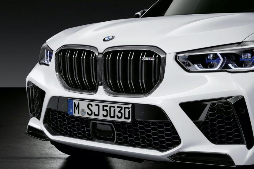 BMW X5 M M Performance Parts 1 830x554