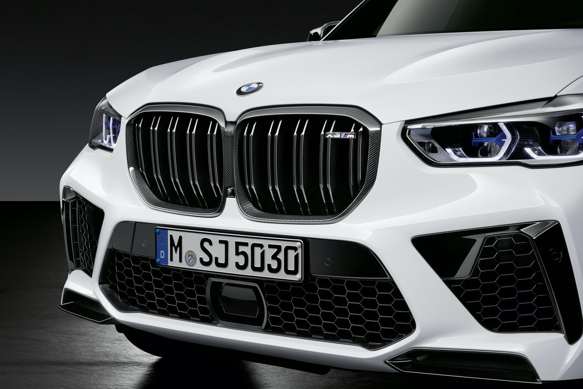 BMW X5 M M Performance Parts 1