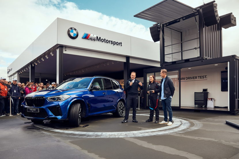 BMW X5 M X6 M at Hockenheim 8 830x553