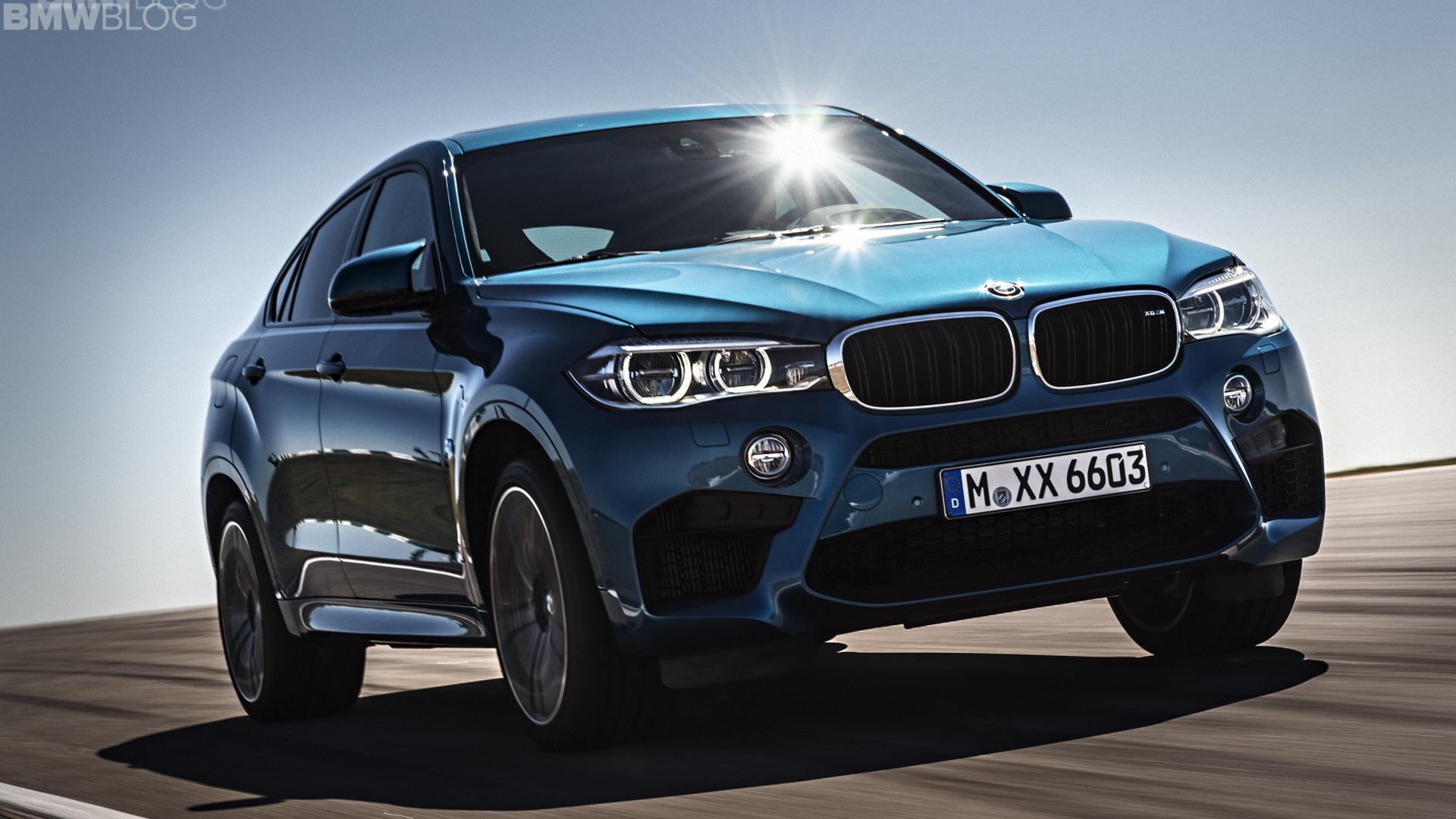 BMW X6 M Comparison 10 of 12