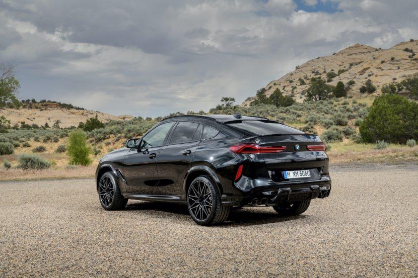 BMW X6 M Competition exterior design 25 830x553
