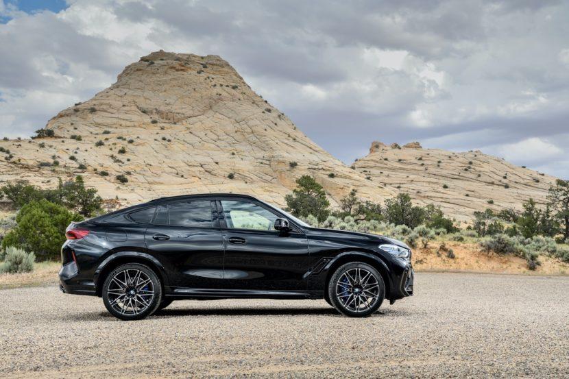 BMW X6 M Competition exterior design 30 830x553