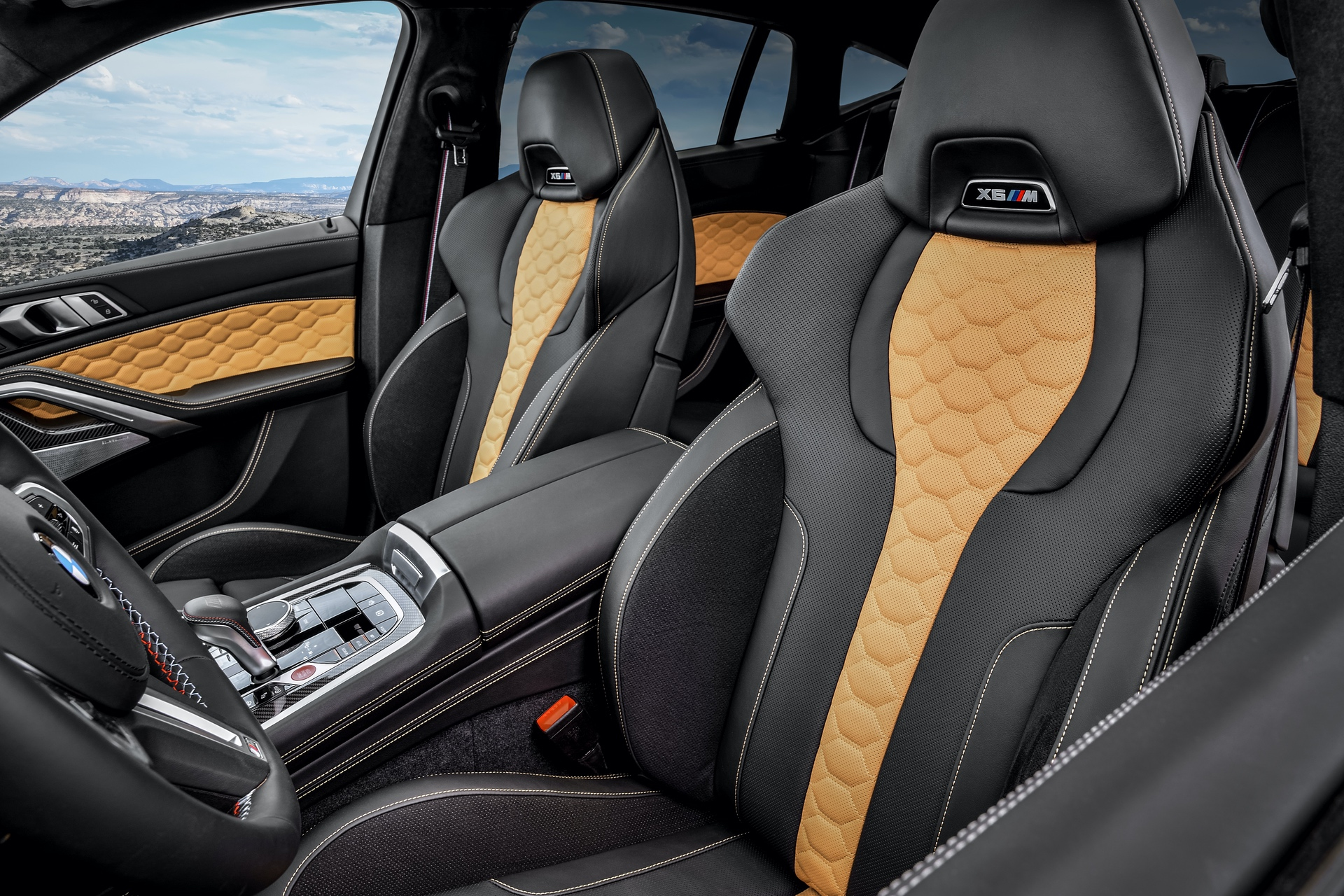 Bmw X6 M Makes The Wardsauto S 10 Best Interiors For 2020
