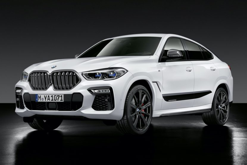 BMW X6 M Performance Parts 1 830x553