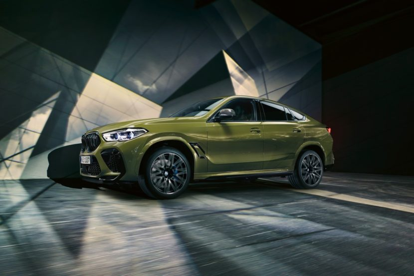 BMW X6 M Urban Green 3 830x553