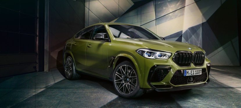 BMW X6 M Urban Green 7 830x374