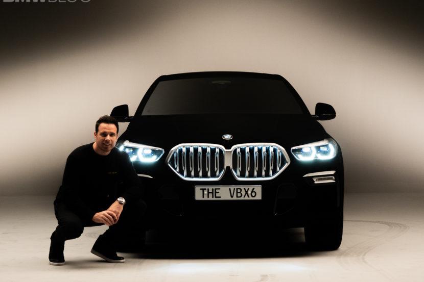 BMW X6 vantablack image 65 830x553