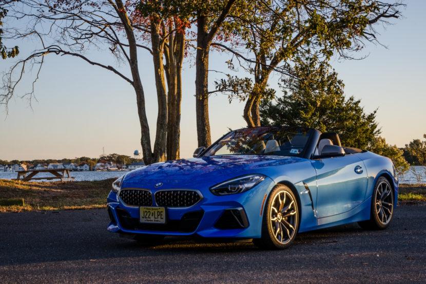 BMW Z4 M40i 13 of 50 830x553