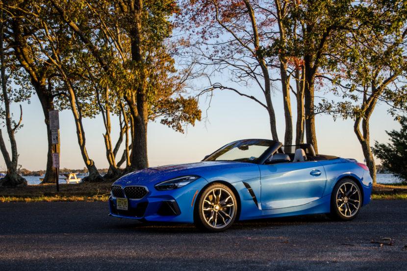 BMW Z4 M40i 15 of 50 830x553