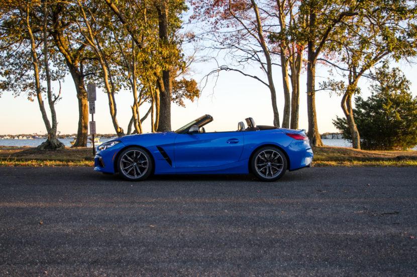 BMW Z4 M40i 16 of 50 830x553