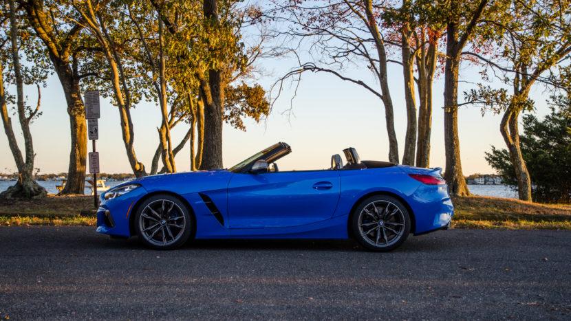 BMW Z4 M40i 17 of 50 830x467